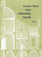 Rum Människa Musik
