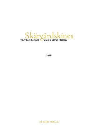 Skargardskines