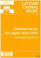 Selected songs for upper voice choir